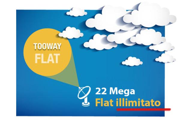 Tooway Flat illimitato