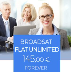 BROADSAT FLAT UNLIMITED