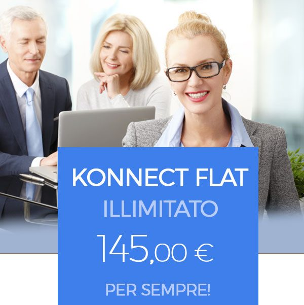 KONNECT FLAT ILLIMITATO