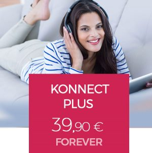 KONNECT PLUS FOREVER